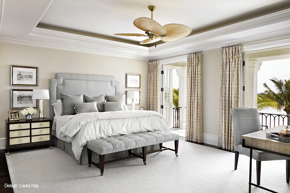 Bedroom Design, Interior Design, Laura Hay Decor & Design