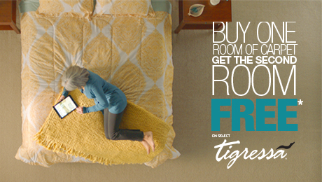 Spring Sale at Carpet One Floor & Home