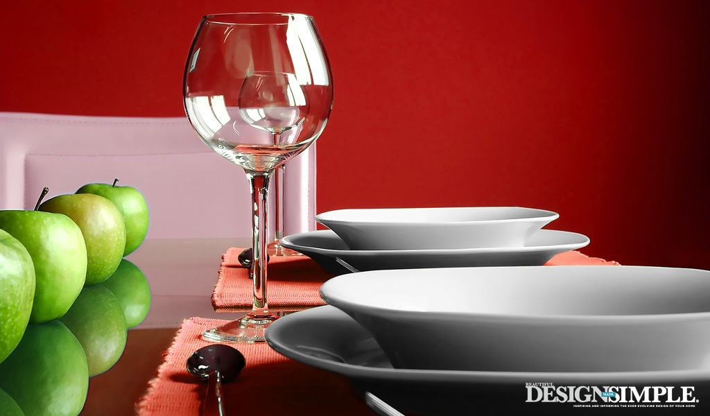 Dinner Plates for Guests